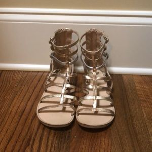 Ankle strapy sandals